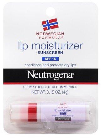 Natural Luxury Neutrogena Lip Moisturizer