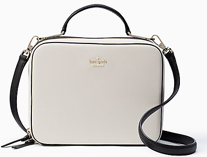 Crosshatched Leather Kate Spade Cameron Street Casie