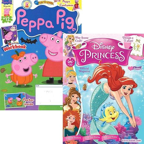 Educational Peppa Pig Magazine Subscription