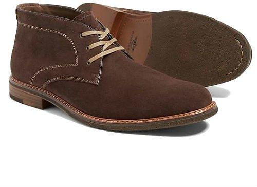Imported Cushioned Latex Bradbury Desert Boot