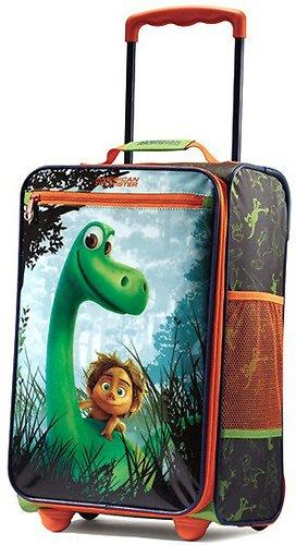 Retractable Handle Disney Dinosaur Upright Children Luggage