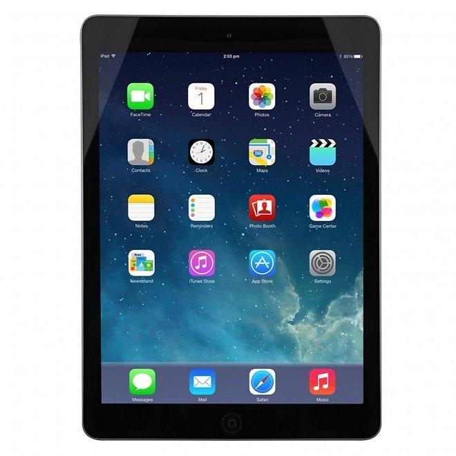 Integrated Bluetooth 4.0 Gray 9.7 16Gb Touch Screen Apple iPad Air