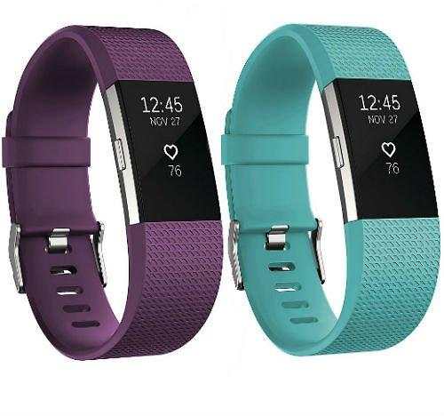 Interchangeable Bands  Fitbit Charge 2 Heart Rate