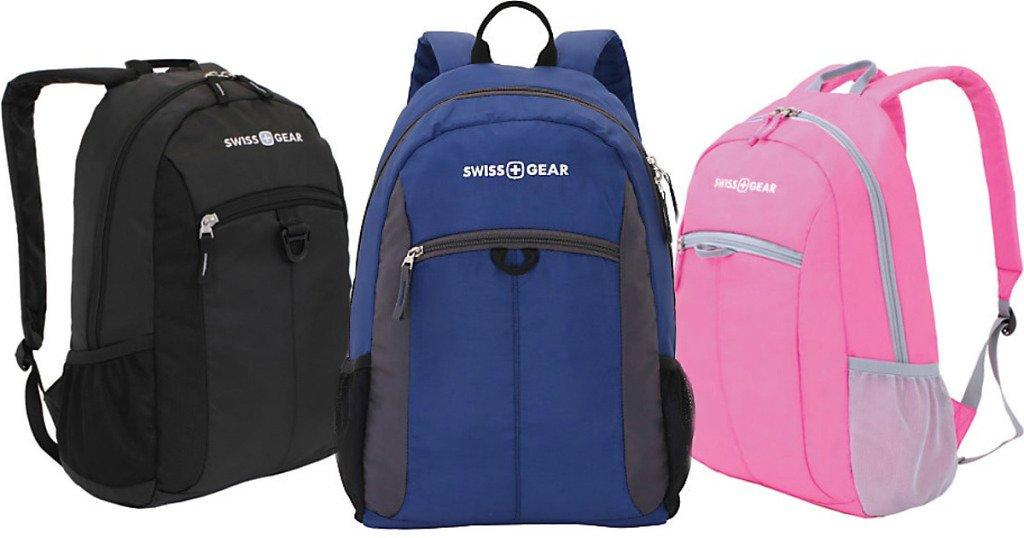 Designer SwissGear Backpack