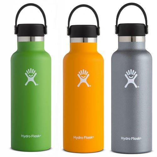 Powder Coated Design Hydro  Flask Standard Mouth