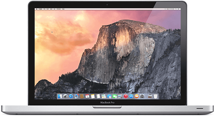 Refurbished Apple MacBook Pro 15.4 Laptop Plus Ships Free