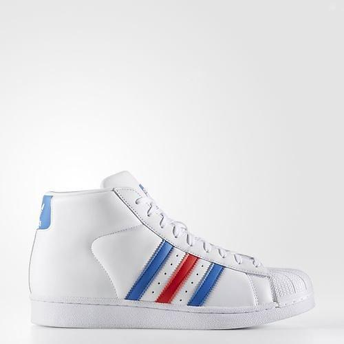 Classic Rubber Adidas Pro Model Shoes