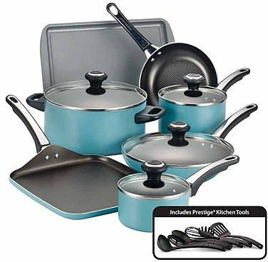 Versatile Nonstick Farberware Cookware Set