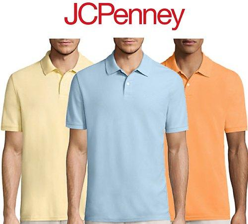 St. John's Bay Polo Shirts