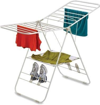 White Honey Can Do Heavy Duty Gullwing Drying Rack