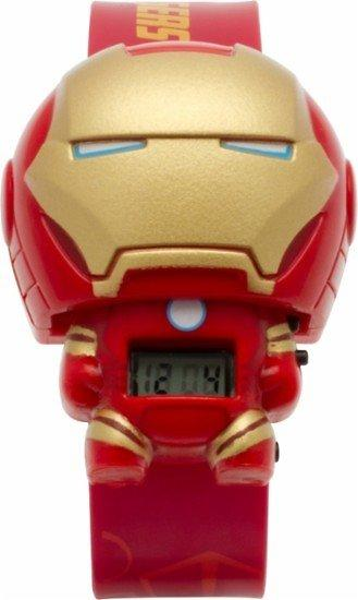 Stylish Iron Man Quartz Wristwatch