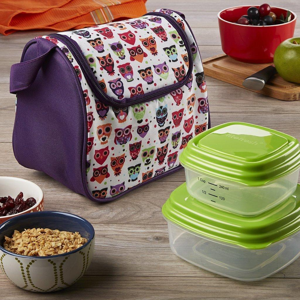 Insulated Reusable Lunch Bag