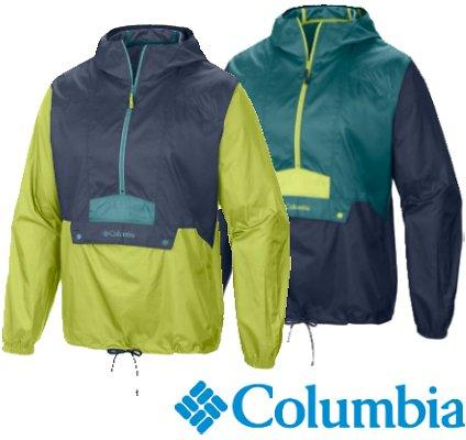 Columbia Men Flashback Windbreaker Pullover Jacket