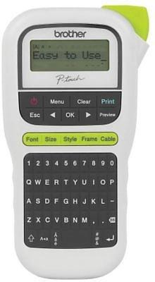 Brother Easy Handheld Label Maker