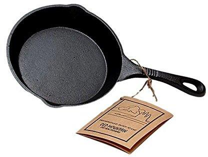 Imported Non Stick Pre-Seasoned Cast Iron Griddle Pan