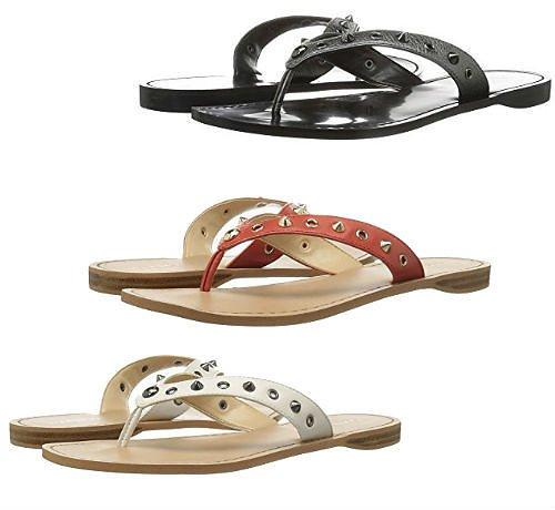 Rubber Sole Coach Cottage Sandals