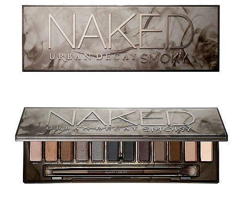 Natural Urban Decay Naked Smoky Palette