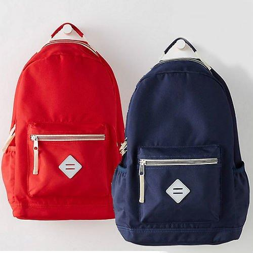 Canvas Fabric Kids Backpack