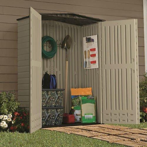 Lockable Rubbermaid Roughneck Storage Shed