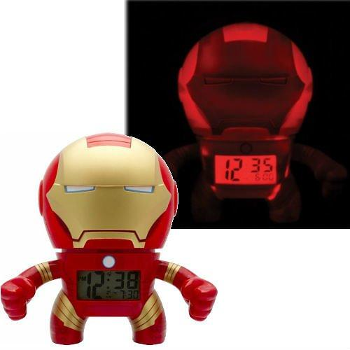 Marvel Iron Man Clock