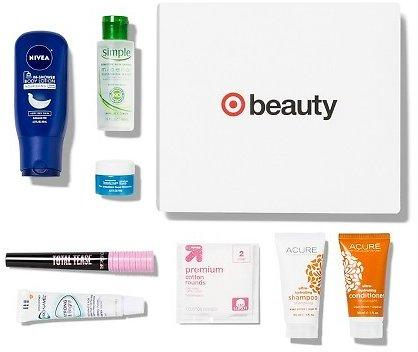 September Target Beauty Box