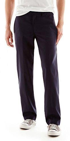 3x Dickies Slim Straight Poplin Pants Plus Ships Free