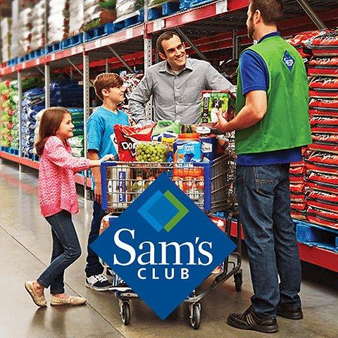 One Year Sam's Club Membership Bundle