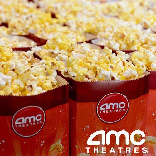 $8.99 For One AMC Yellow ETicket At AMC Theatres