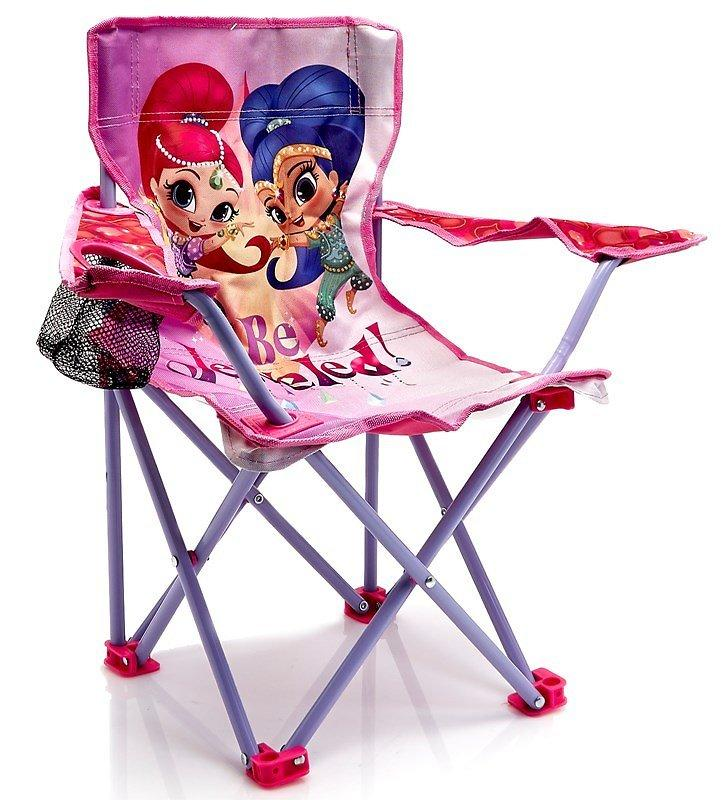 Shimmer And Shine Fold And Go Chair