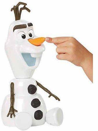Detachable Head Disney Olaf A Lot Talking Figure