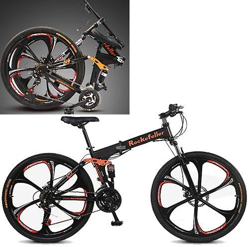Super Speed Elegant Design Standard Aluminum Folding Mountain Bike