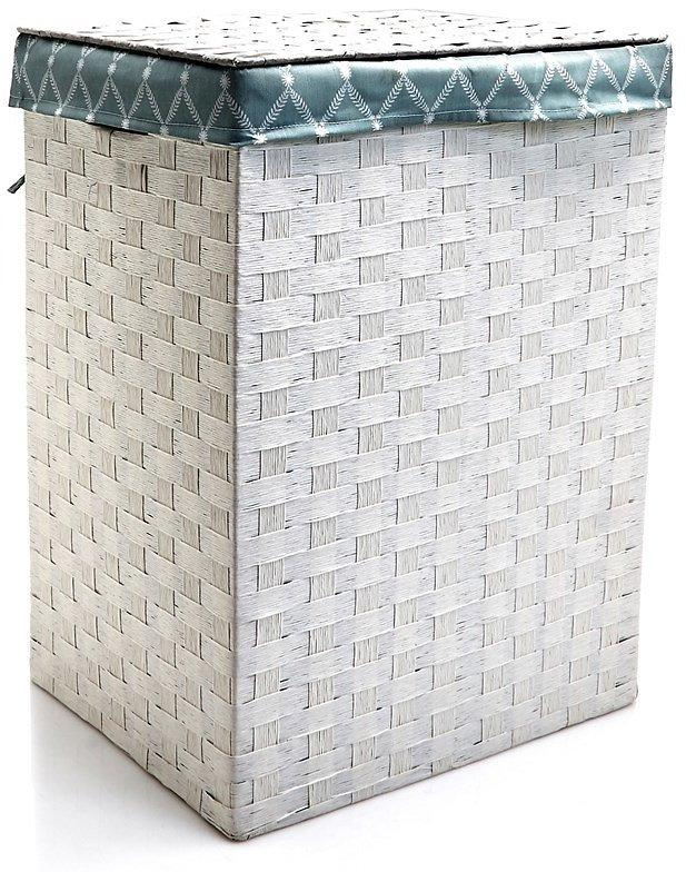 Perforated Durable Rectangular Hamper