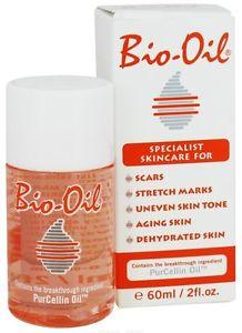 Bio-Oil for Scars,Stretch Marks, Uneven Skin Tone w/ PurCellin Oil, 2 oz