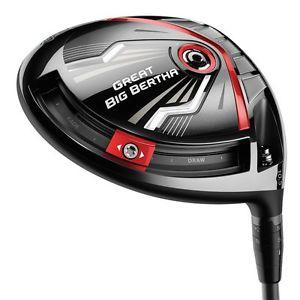 CALLAWAY GOLF 2015 GREAT BIG BERTHA DRIVER 10.5° GRAPHITE REGULAR