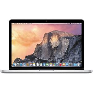 Apple MacBook Pro 15.4 Retina, Core i7 2.2GHz, 16GB, 256GB Storage - MJLQ2LL/A