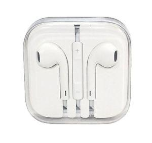 New Genuine Apple MD827LL/A Earpods Earphones for iPhone 6 5 4S w/Remote & Mic