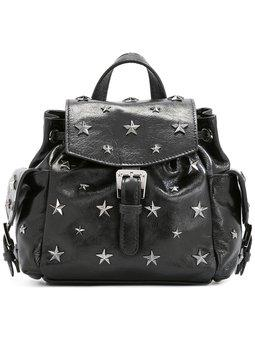 Red Valentino - star stud backpack