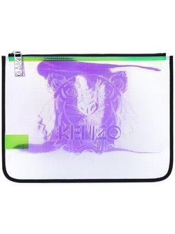 Kenzo - abstract clutch