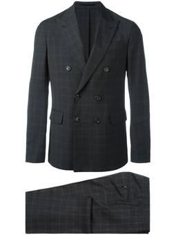 Dsquared2 - Napoli checked two-piece suit
