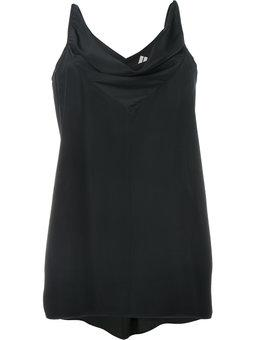 Rick Owens - cowl-neck top