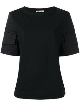 Marni - pocket sleeve t-shirt