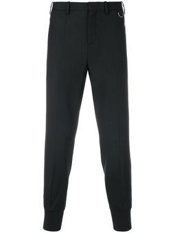 Neil Barrett - gathered ankle trousers