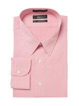 Saks Fifth Avenue - Embroidered Slim Fit Dress Shirts