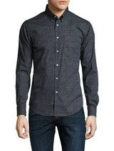 Naked & Famous - Cotton Printed Regular Sportshirt