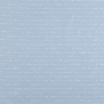 Spa Horizontal Arrow Apparel Fabric