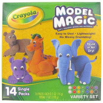 Crayola Model Magic Deluxe Variety Pack