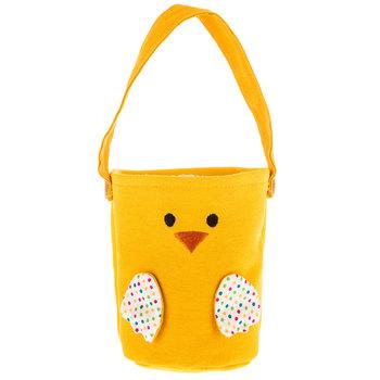 Chick Embroidered Bag