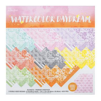 Watercolor Daydream Paper Pack - 12 x 12