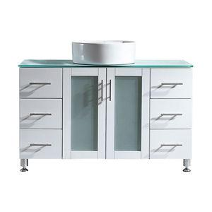 Tuscany Single Vanity, Without Mirror, 48