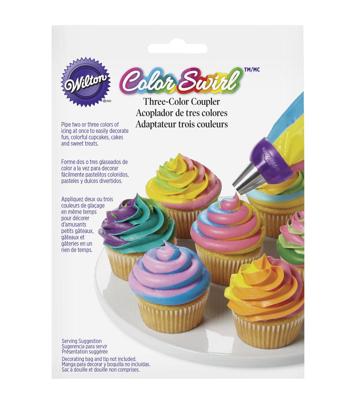 Wilton® ColorSwirl™ 3-Color Coupler